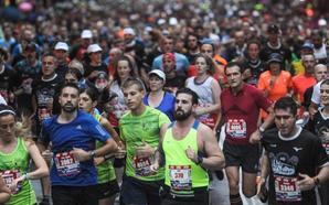 Noche de récord en el Maratón de Bilbao
