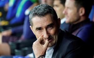 Valverde, sobre el clásico: «Está de moda no ponerse de acuerdo en nada»
