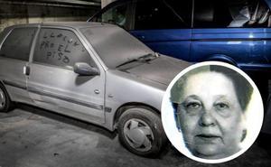 Nadejda, la mujer que pasó 8 años muerta en su piso de Zabalgana, acaba en una fosa común