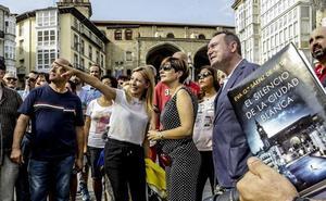 La oficina de Turismo refuerza las visitas inspiradas en el 'best seller'