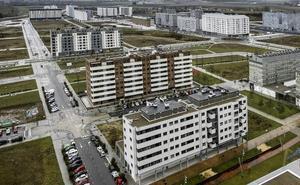 Salburua y Zabalgana se consolidarán con 15.000 nuevos pisos