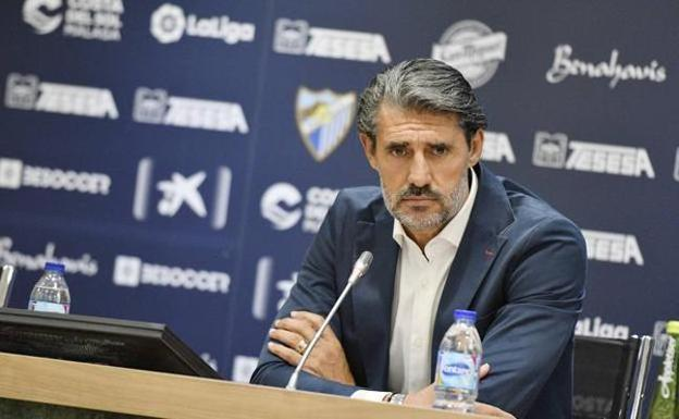 Al-Thani destituye a Caminero como director deportivo del Málaga