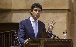 Rementería, partidario de «repescar» a los contribuyentes que se han fugado a Madrid