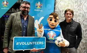 El programa de voluntariado de la Eurocopa 2020 desborda todas las previsiones con 2.000 inscripciones