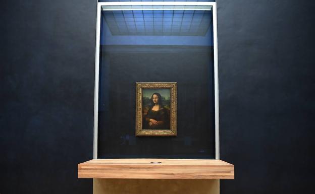 El genio de Leonardo se expone en París en una muestra que bate récords