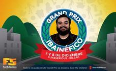 El torneo solidario del Fun & Serious, un 'Grand Prix' con Ibai Llanos al micrófono
