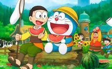 'Doraemon: Story of Seasons' o la granja del gato cósmico