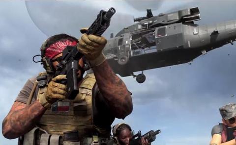 Call of Duty Modern Warfare: una hora de 'Operaciones Especiales'