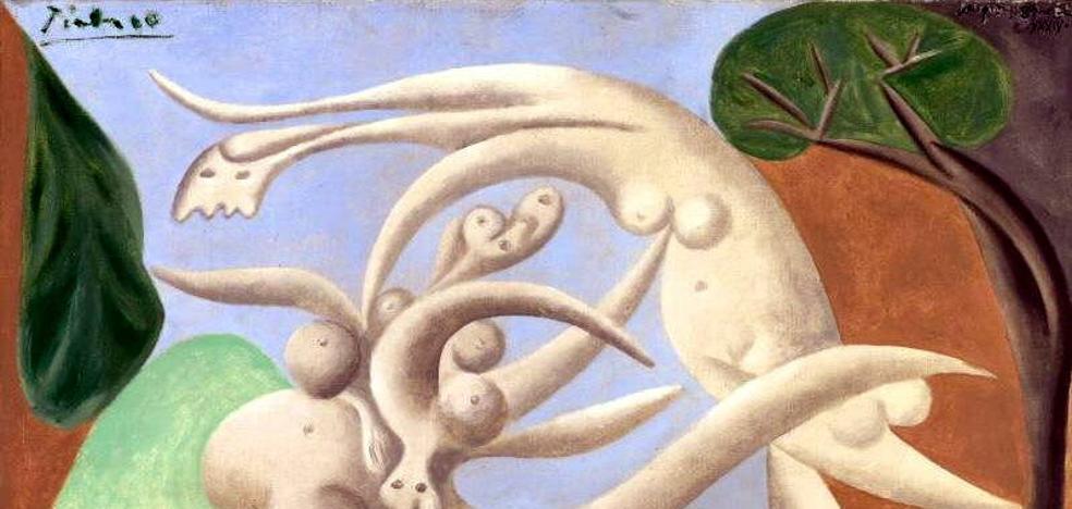 Sotheby's subastará un óleo de Picasso de 10 millones de euros y una acuarela de 4,5 millones