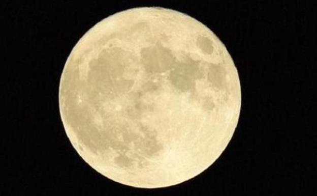 Luna llena de noviembre 2019 en España: calendario Lunar ...