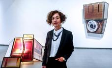El magisterio de Elena Mendizabal inunda el espacio de Artium