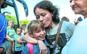 Álava registra el menor número de familias de acogida en treinta años