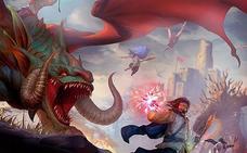 Citadel: Forged With Fire o la magia del RPG masivo