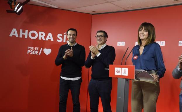 El PSE calca sus resultados de abril y se mantiene como segunda fuerza vasca - El Correo