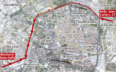 La red de transporte público 'limpio' cubrirá 30 kilómetros con la nueva línea