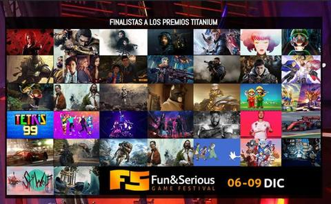 Los mejores juegos de 2019: lista de nominados a los Premios Titanium