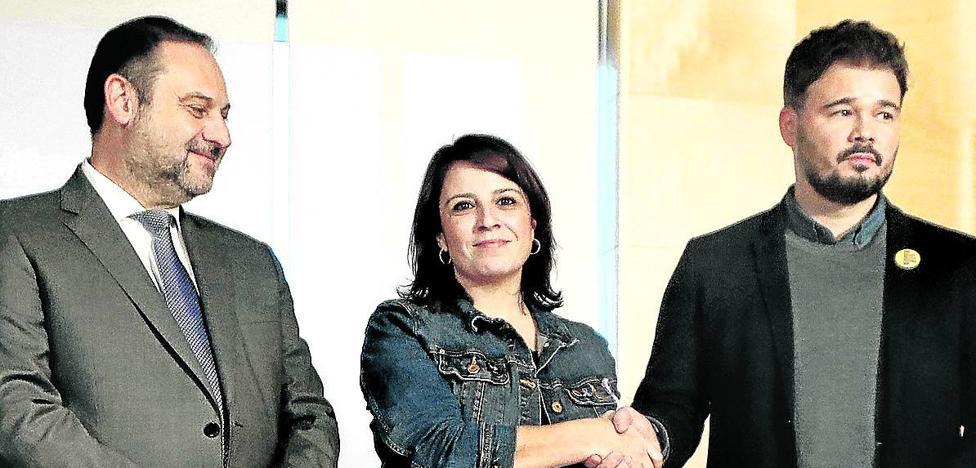 ERC enfría las expectativas de Sánchez de formar Gobierno antes de Navidad