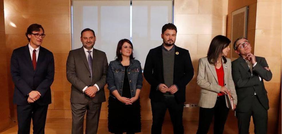 Sánchez se prepara para una legislatura en el alambre