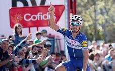 Alaphilippe sucede a Valverde como ganador del Vélo d'Or