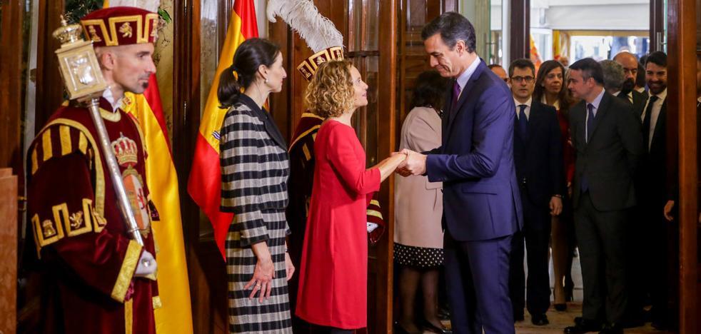 El PSOE contempla ahora celebrar la investidura de Sánchez entre Nochebuena y Nochevieja