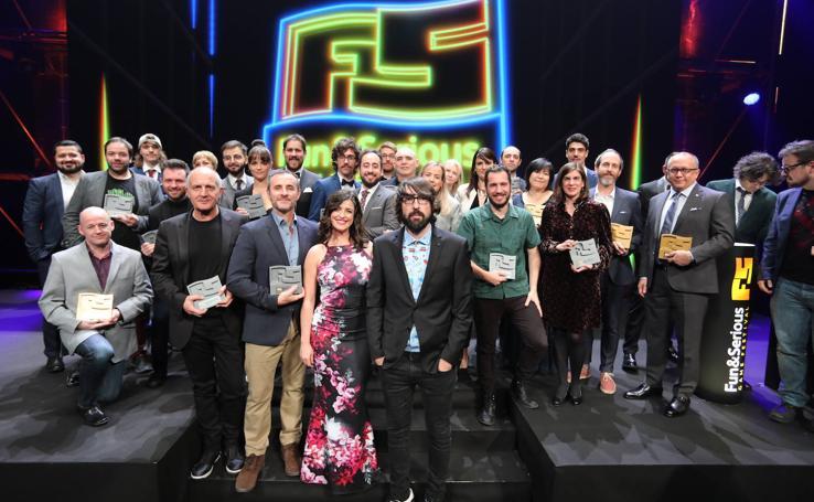 Los premios Fun & Serious 2019, en imágenes
