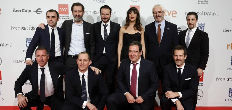 'La trinchera infinita', triunfadora de los Premios Forqué en sus bodas de plata