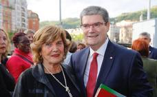 Mariví, la madre del alcalde de Bilbao