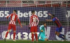 Eibar-Atlético, en directo