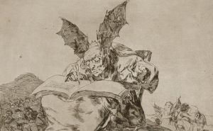 Símbolo y ocultación en Goya