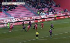 Vídeo-resumen del Numancia-Sporting