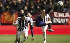 Vídeo-resumen del Osasuna-Valladolid