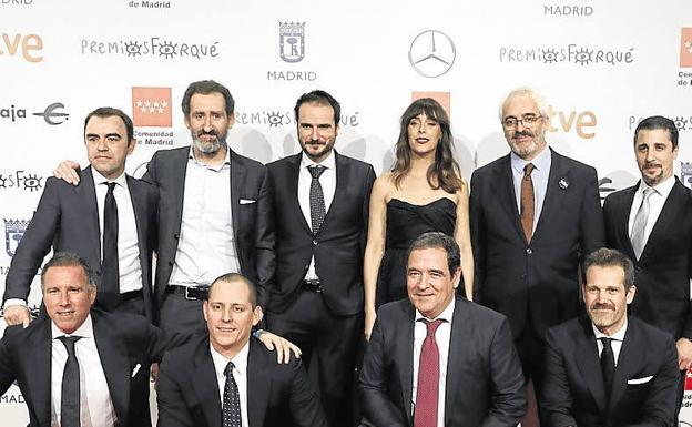 Euskal presentzia ugaria izango da Goya sarietan