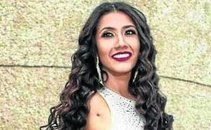 Una modelo sin brazos aspira a ser Miss México