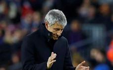 Examen definitivo para el Barça de Setién en Mestalla