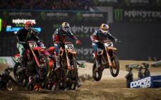 'Monster Energy Supercross - The Official Videogame 3': realismo sobre dos ruedas