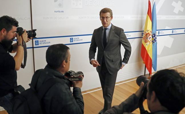 Feijóo convoca las elecciones gallegas el 5 de abril coincidiendo con las vascas