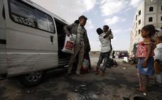 Los rebeldes yemeníes se atribuyen el derribo de un caza saudí con el uso de un «sofisticado misil»