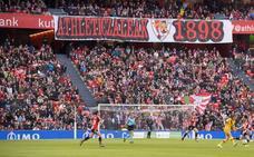 El Athletic finalmente recibirá al Tacón en San Mamés el miércoles 26 a las 19 horas