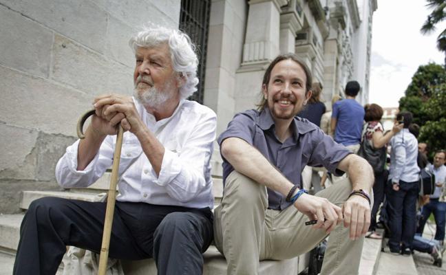 Podemos, Esquerda Unida, Anova y las mareas irán juntos en Galicia