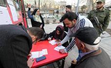 Los iraníes votan en medio de la alarma por la epidemia de coronavirus