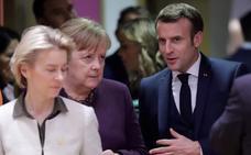Los líderes de la UE fracasan en la negociación del primer gran presupuesto sin Reino Unido