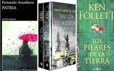 Euskadi es la segunda comunidad en compra de libros y lectura en tiempo libre
