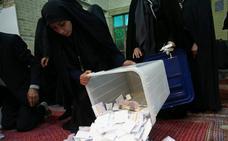 La fuerte abstención devuelve al parlamento a los ultraconservadores en Irán