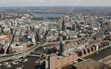 Los socialdemócratas, favoritos en Hamburgo y Los Verdes continúan al alza
