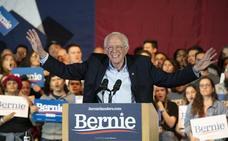 Nevada pone a Sanders en cabeza de la nominación demócrata