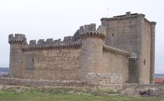 El castillo de Villafuerte.