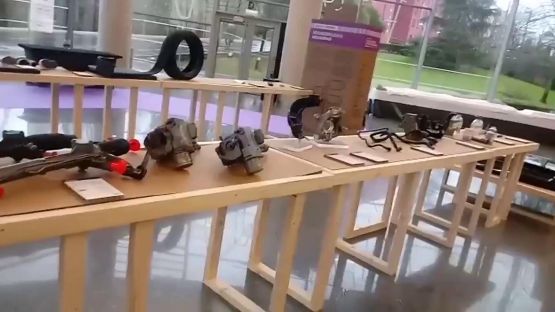Productos de ecodiseño en la Basque Ecodesign Meeting de Bilbao