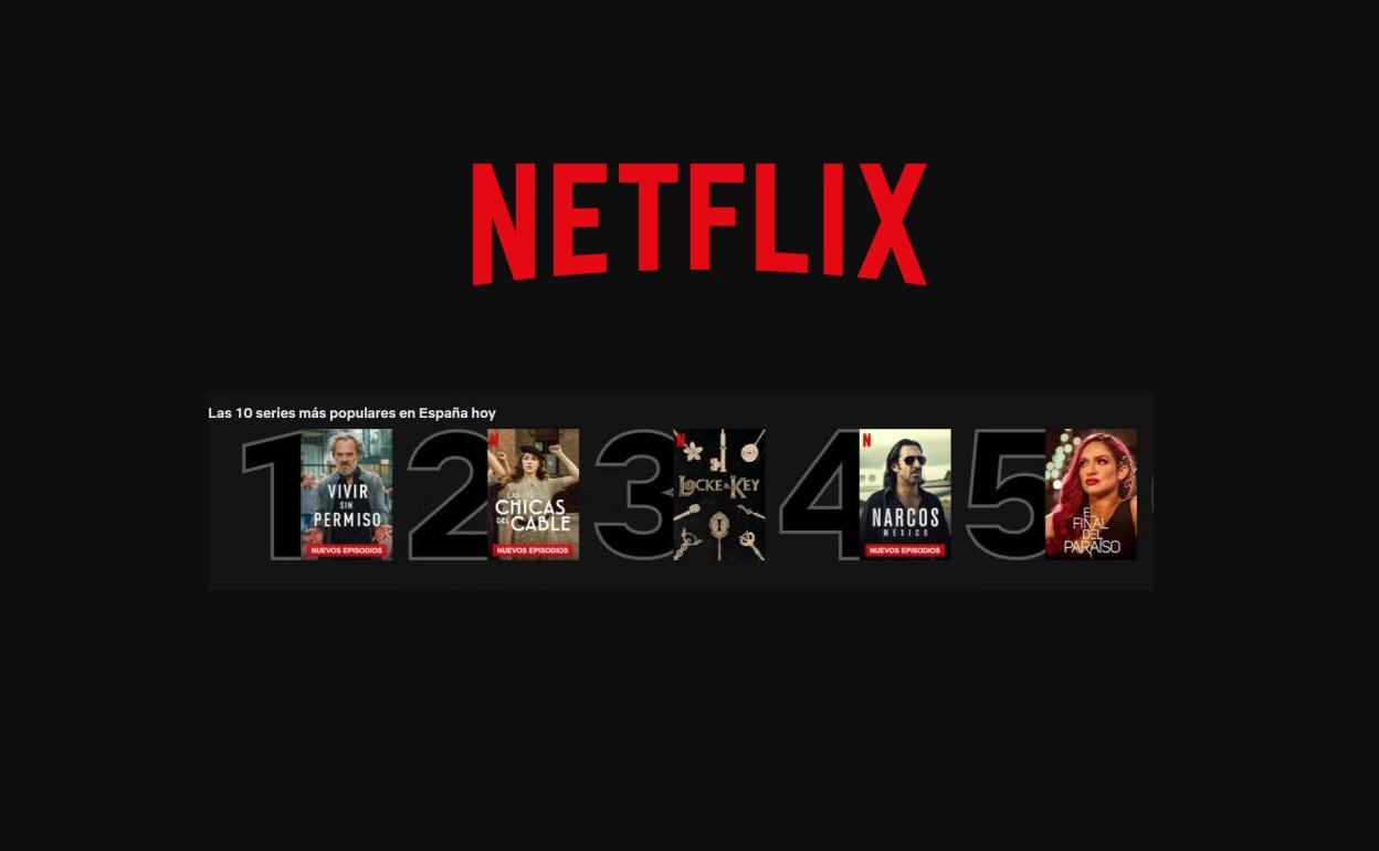 Lo más visto en Netflix: series y películas más vistas en España cada día |  El Correo