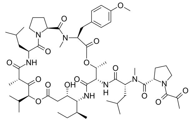 Plitidepsina | Aplidina: el compuesto de Pharmamar para tratar el ...