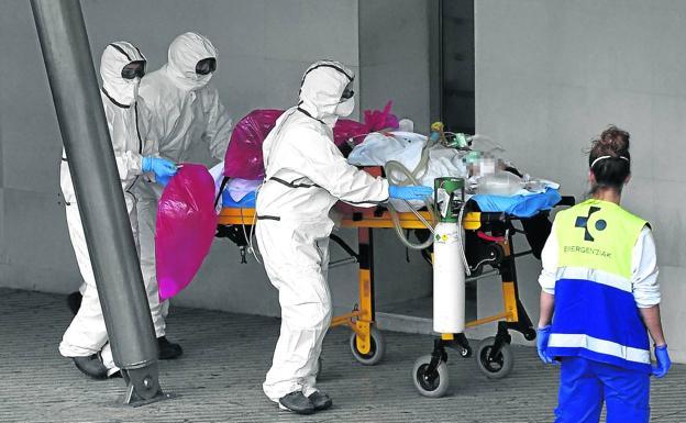 Resultado de imagen de Coronavirus UCI